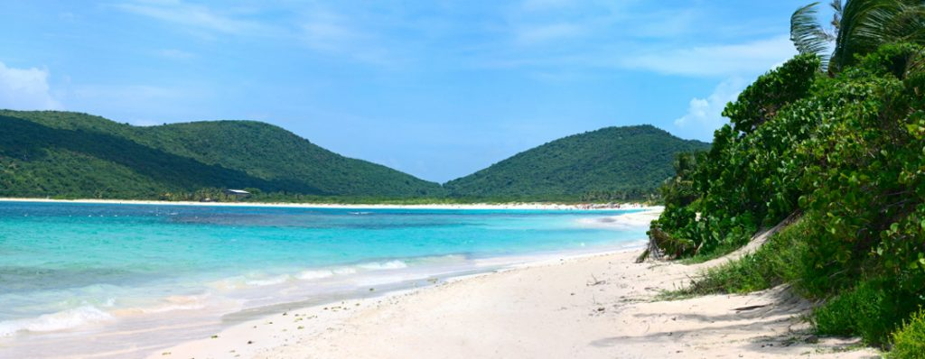 Flamenco Beach, Кулебра, Пуерто Рико
